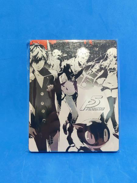 Persona 5 steelbook * sin juego *
