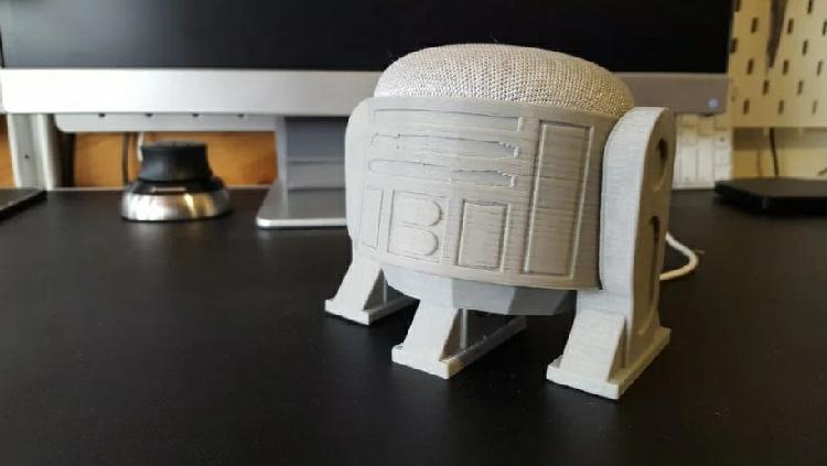R2d2 google nest / home mini