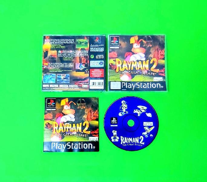 Rayman 2 (ver imágenes) / ps1