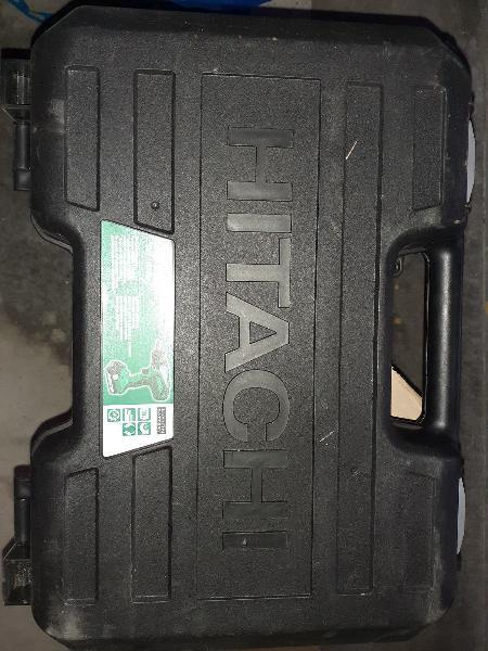 Taladro batería 18v hitachi