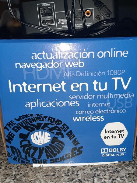 Internet en tu tele
