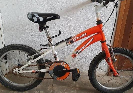 Bicicleta niño avigo megamo kid 16