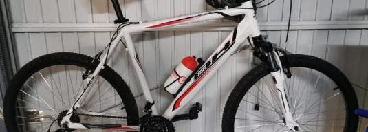 Bicicleta de montaña bh