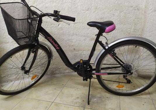 """Bicicleta de paseo mujer 26"""""""