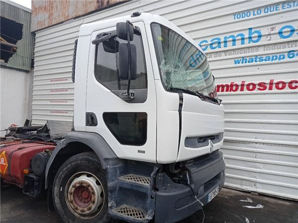 Completa cabina para renault premium route 300.18 tractora