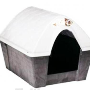 Súper caseta para perro