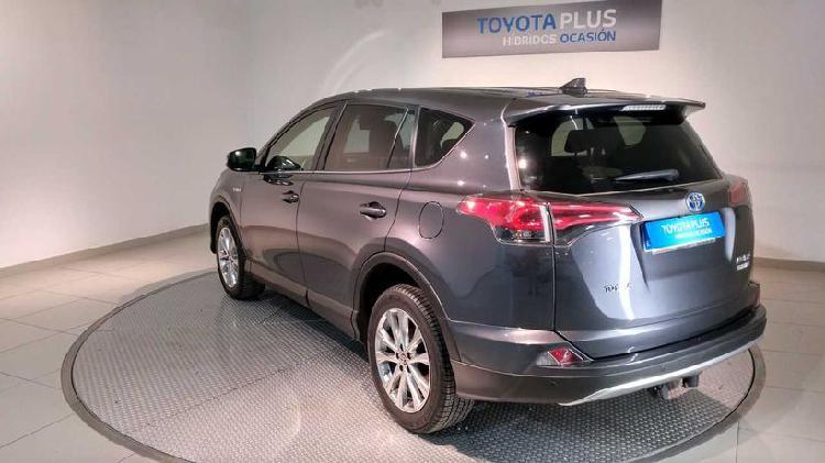Toyota rav-4 2.5 hybrid awd advance