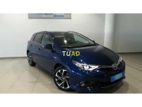 Toyota auris 140h feel! azul marino