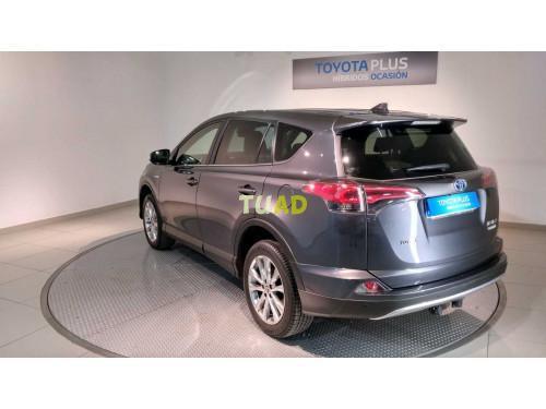 Toyota rav4 200h advance 4wd gris grafito