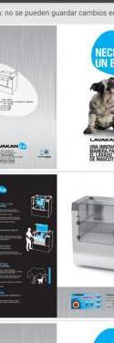 Lavadora y secadora automática de mascotas