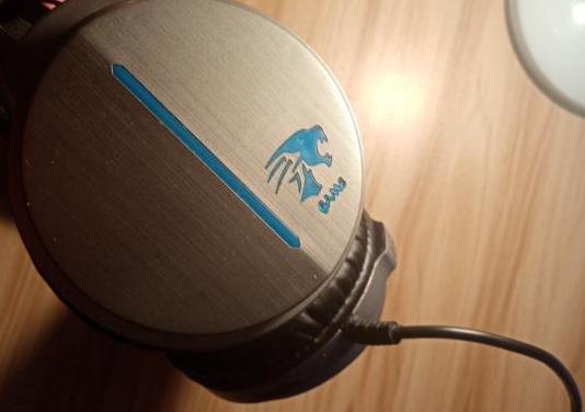 Auriculares gaming gamer headphone