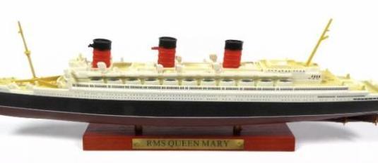 Barco transatlántico queen mary