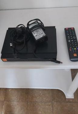 Decodificador 4k orange