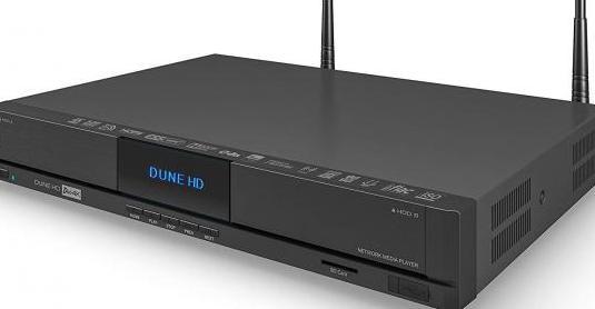 Reproductor multimedia uhd dune duo base 4k