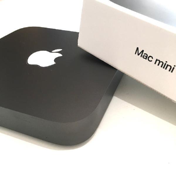 Apple mac mini nuevo (5 meses) + garantia apple