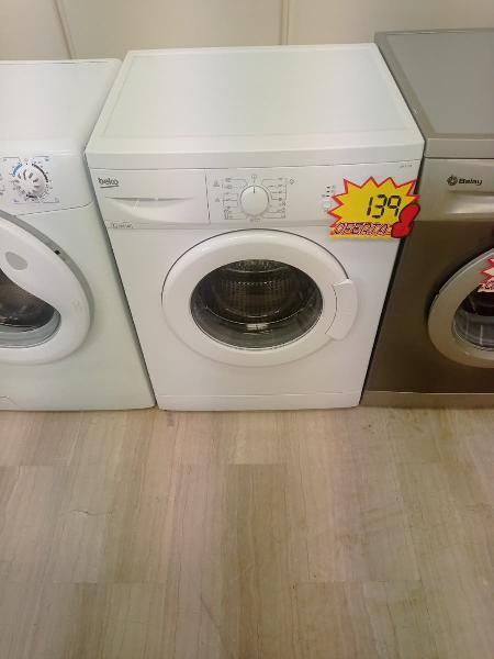 Beko lavadora