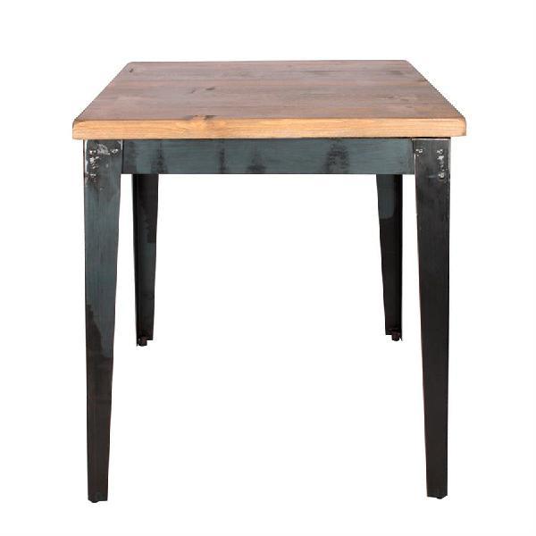Estructura para mesa estilo industrial vintage
