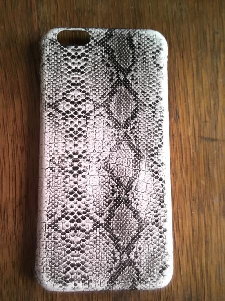 Funda iphone 6s plus 8 plus serpiente