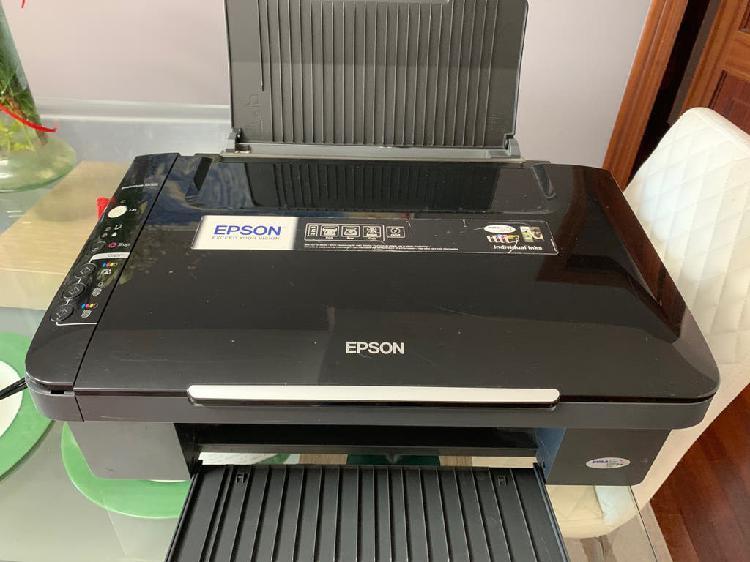 Impresora epson stylus sx105