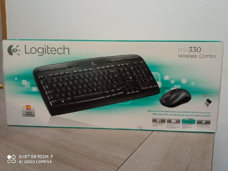 Logitech mk350 wireless combo