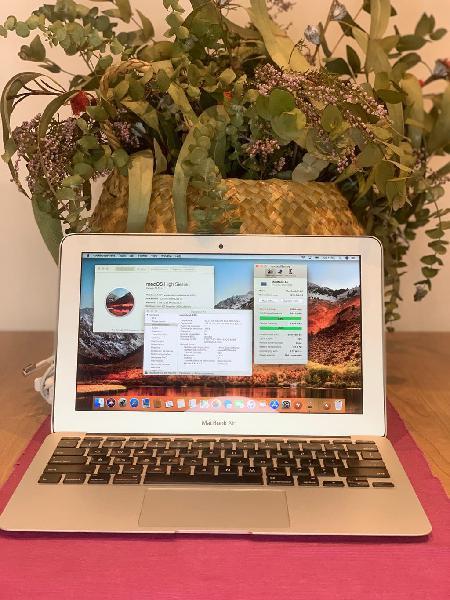 "Macbook air 11"" i5 ssd 128gb (2011)"