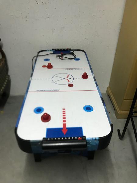 Mesa juego hockey