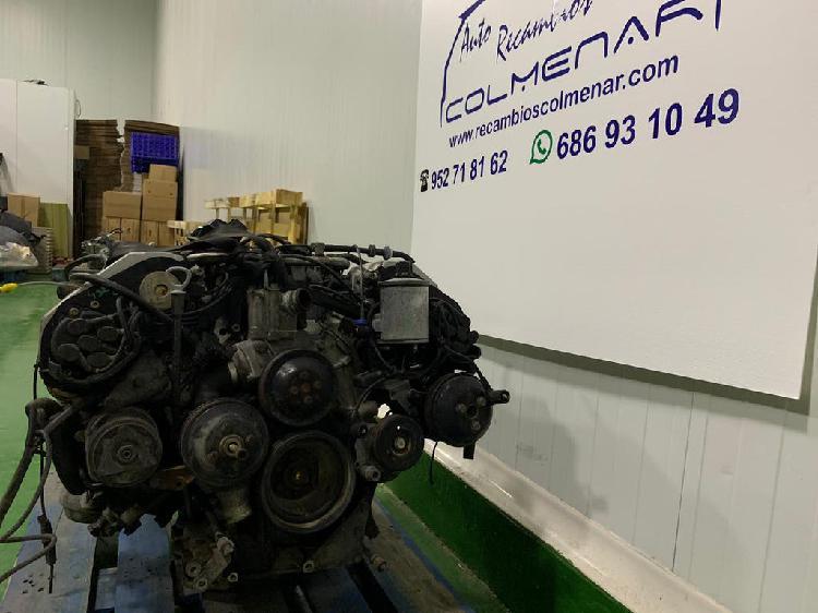 Motor gasolina mercedes benz m119970