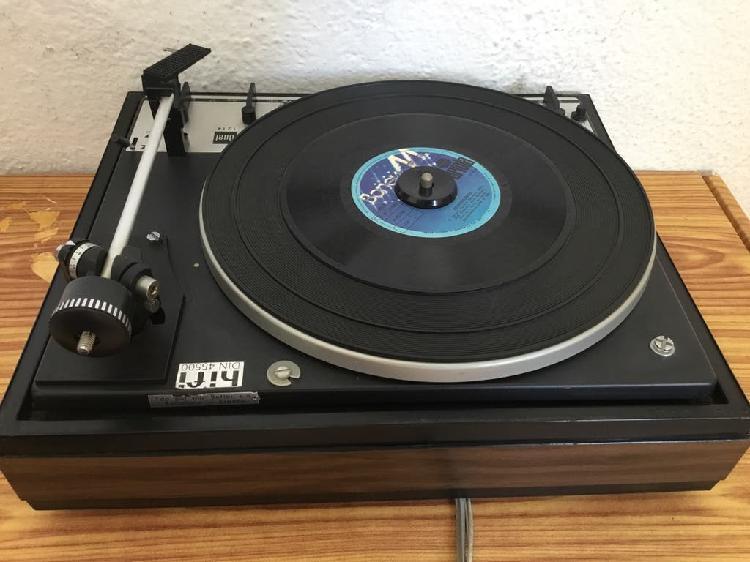 Tocadiscos vintage dual 1214