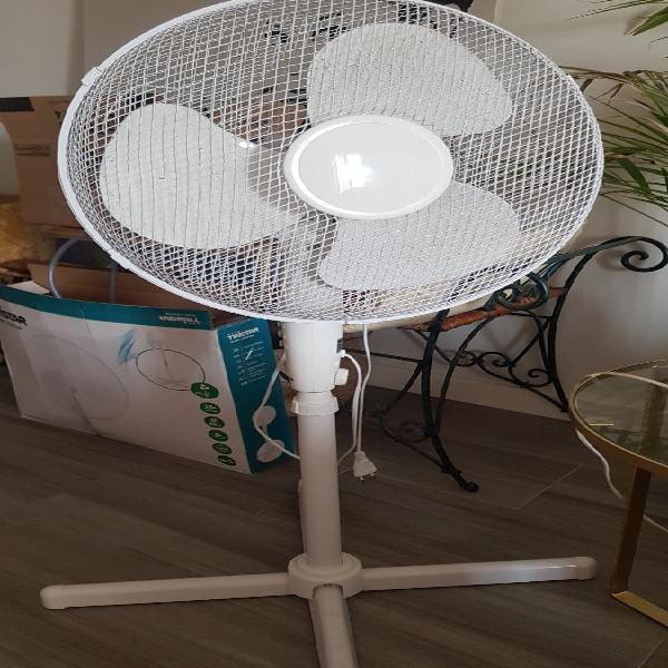 Ventilador tristar ve-5893 altura ajustable blanco