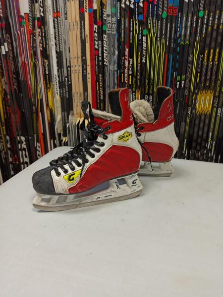 Hockey hielo patines graf