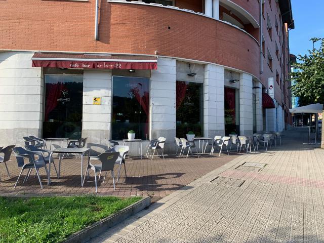 Alquiler bar-cafetería