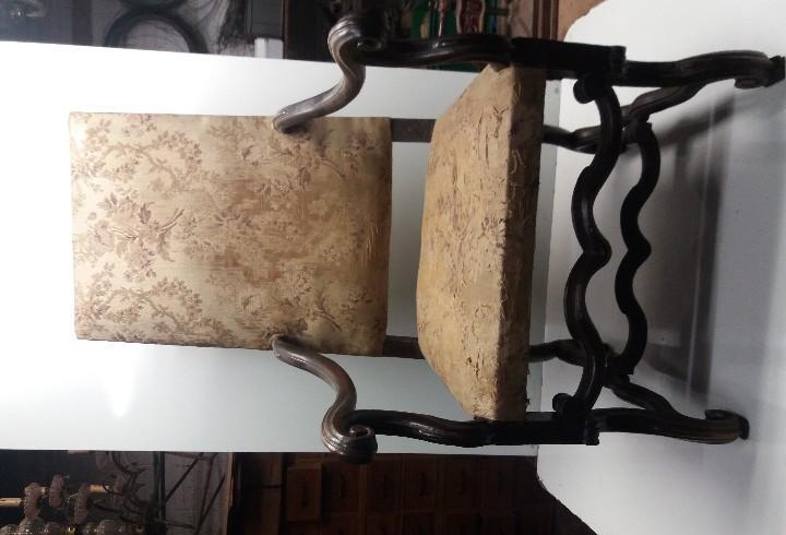 Autentico sillon barroco