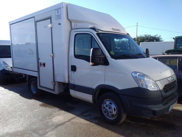 Iveco iveco daily 35c11 caja isotermo.