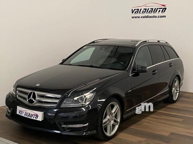 Mercedes-benz clase c cdi estate amg exterior e interior