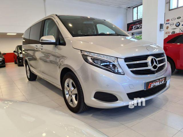 Mercedes-benz clase v berlina automático de 4 puertas 190cv