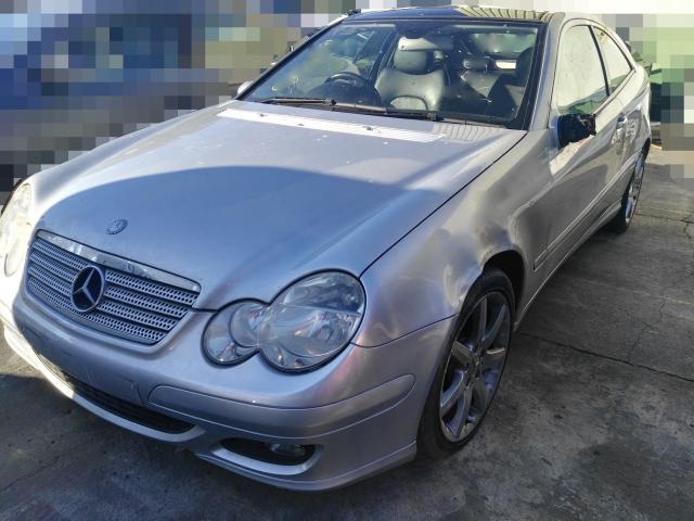 Mercedes clase c(w203)sportcoupe (2000-2008)