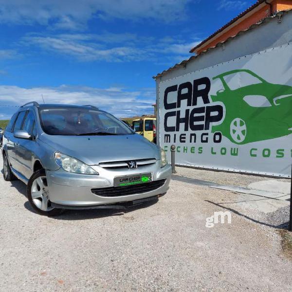 Peugeot 307 sw pack 2.0 hdi 110 fap+esp 107cv diésel