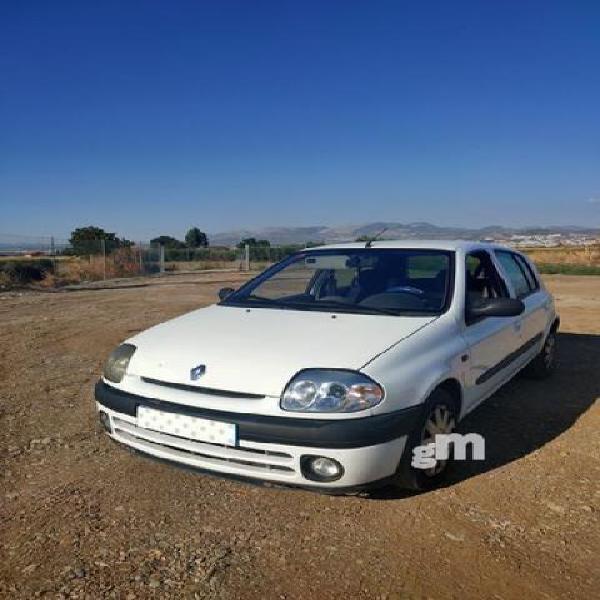 Renault clio gasolina