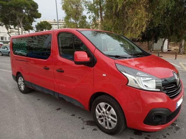 Renault trafic passenger 1.6dci tt energy edition l 120