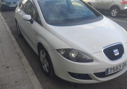 Seat león 1.9 tdi 105cv ecomotive sport limited
