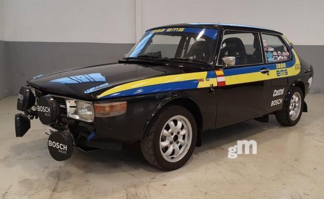 Saab 900 saab 99 ems 2.0 109cv gasolina