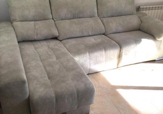 Sofá 3 plazas con chaise longe