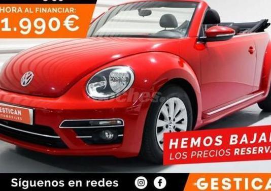 Volkswagen beetle beetlemania 1.2 tsi 77kw 105cv c