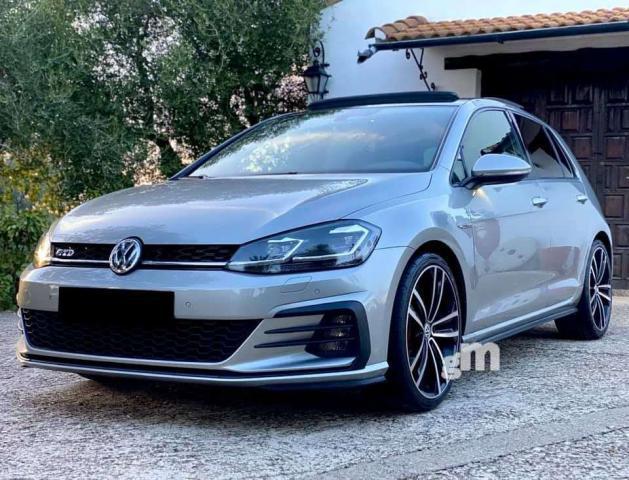 Volkswagen golf 2.0tdi gtd 135kw 184cv diésel