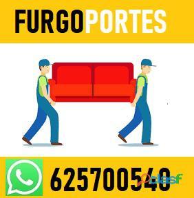 Alquiler de furgonetas por horas en madrid 625 7oo 540