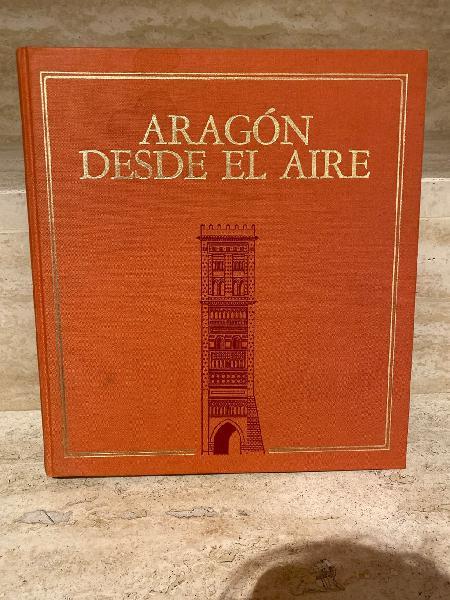 Aragón desde el aire.