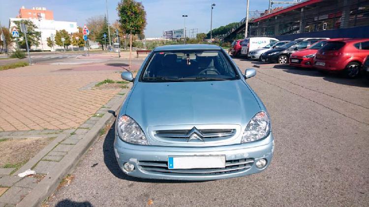 Citroën xsara funcionando perfectamente