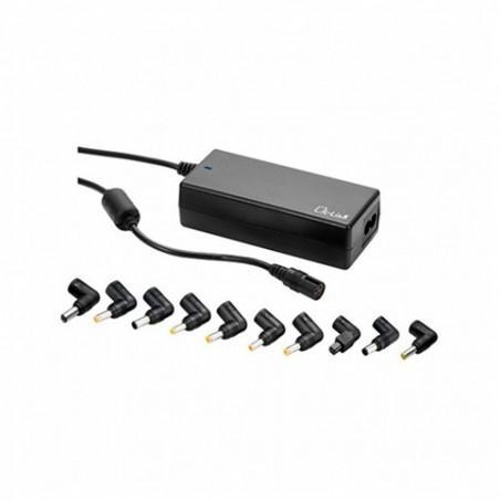 Cargador universal portatil tft 100w l-link automatico