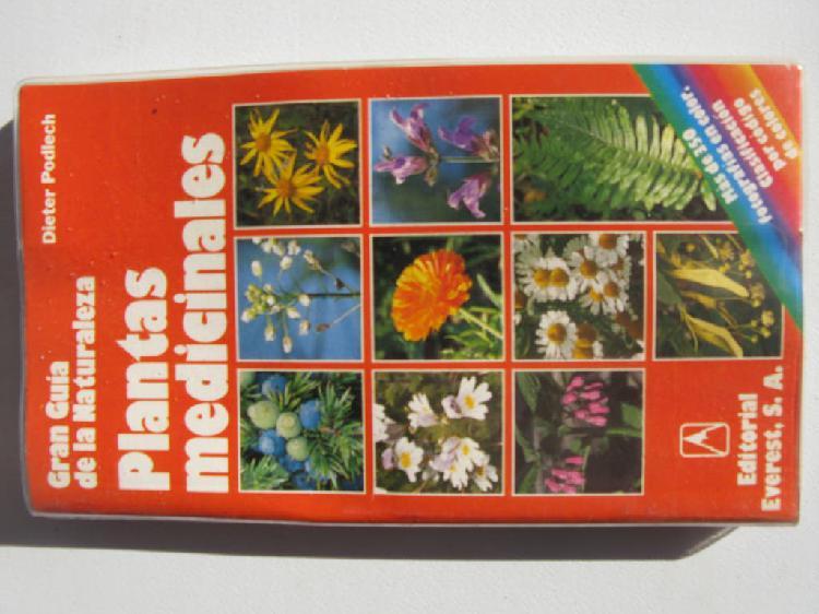 Gran guía de la naturaleza. plantas medicinales. p