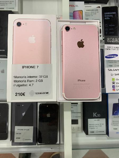 Iphone 7 somos tienda